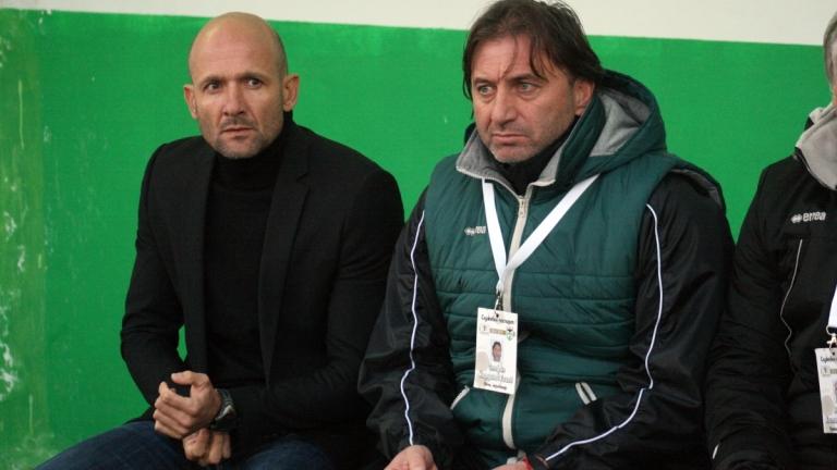 Милен Радуканов: Трудно се променя манталитетът на малките отбори