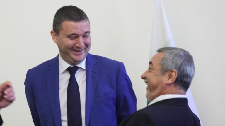 Горанов ни готви за чакалнята на еврозоната до юни