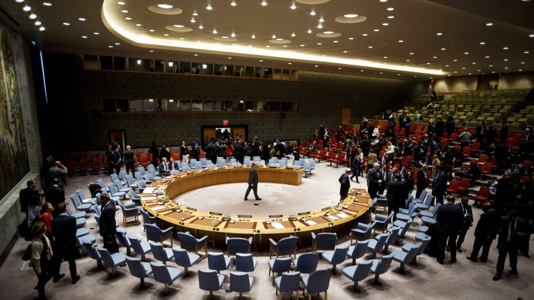 """ООН отхвърли резолюция срещу """"Хамас"""""""