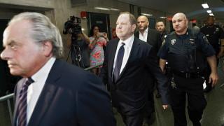 Харви Уайнстийн пледира невинен по обвинения в изнасилване