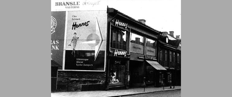 Първият магазин на веригата във Вестерос