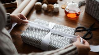Как да опаковаме професионално подаръците
