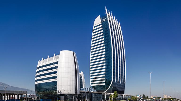Тази нова софийска сграда донесе ръста на пазара на офис площи в края на 2015-а