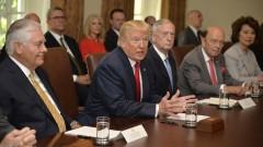 Тръмп не е сигурен дали Тилърсън ще остане държавен секретар