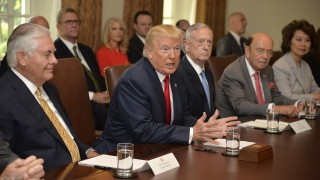 Тръмп бил недоволен от работата на Тилърсън и няколко съветници