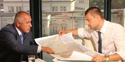 Борисов разчерта плановете си за 2г. напред