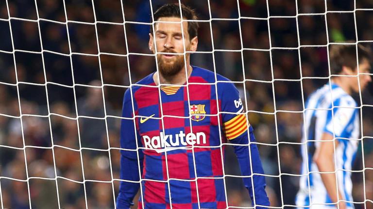 Лионел Меси ще бъде капитан на Барселона и през новия сезон