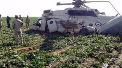 Четирима полицаи убити до Кайро