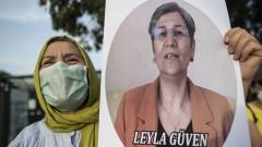 Турция осъди на 22 г. затвор известен кюрдски политик