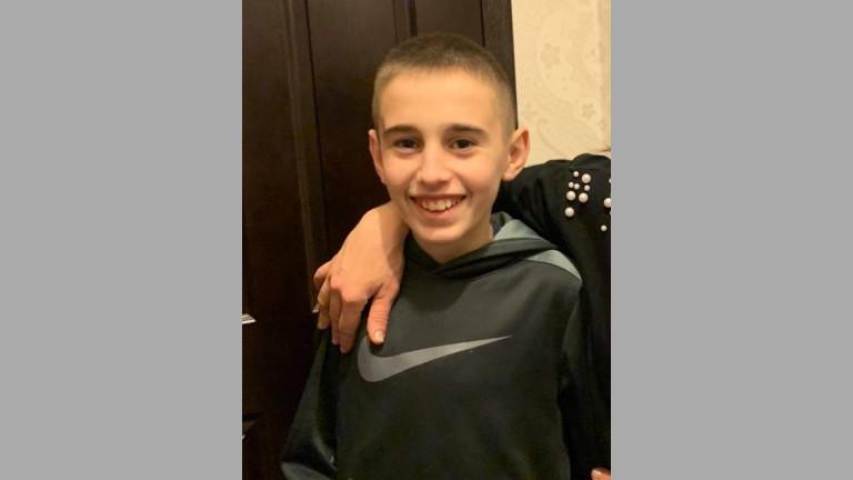 Полицията издирва 12-годишния Георги Димитров Христов от Кърджали. Той е