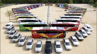 Над 1000 автомобила ще возят участниците на Световното първенство