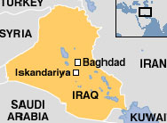 Над осем жертви при сблъсък между полицаи и бунтовници в Ирак
