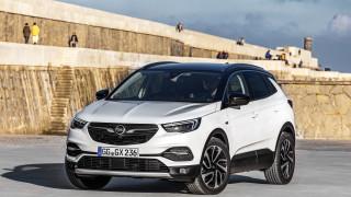 Тест драйв: Opel Grandland X