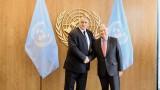 Борисов и Гутериш обсъдиха ЕС, Западните Балкани и Близкия изток