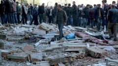 8 жертви и над 100 ранени при атентат с кола бомба в Диарбекир