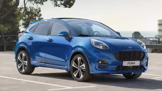 Ford показа нов малък кросоувър, ще се прави в Румъния (Видео)