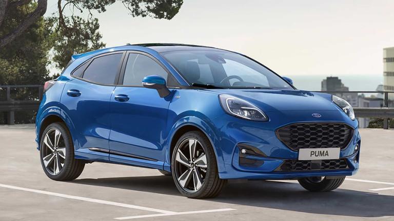 Ford разсекрети новия компактен кросоувър, който се появява под възроденото