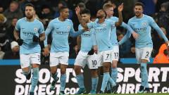 Нюкасъл не оказа сериозна съпротива при 18-ата поредна победа на Манчестър Сити (ВИДЕО)