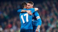 Рамос: Когато пристигнах тук, губехме още на осминафинал в Шампионската лига