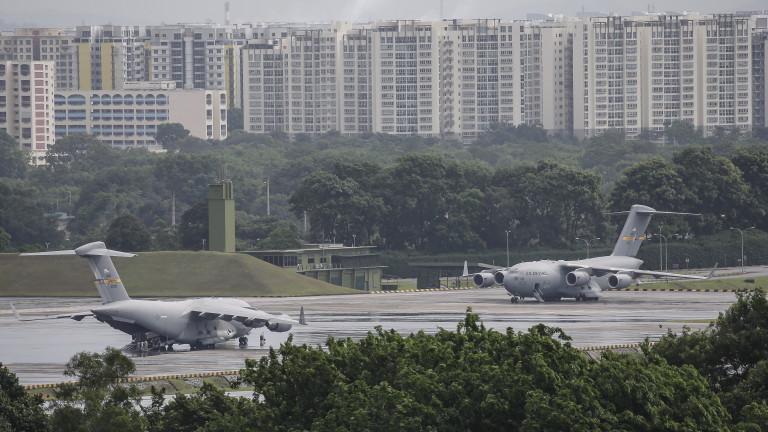 Ким Чен-ун и Доналд Тръмп пристигат в Сингапур в неделя