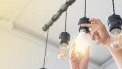 Работници от мебелна фирма в Троянско на протест заради спрян ток