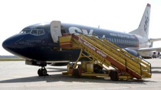 SkyEurope отмени всички полети