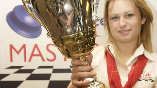 """Позлатена икона е специалната награда на """"М-Тел Мастърс"""" 2006"""