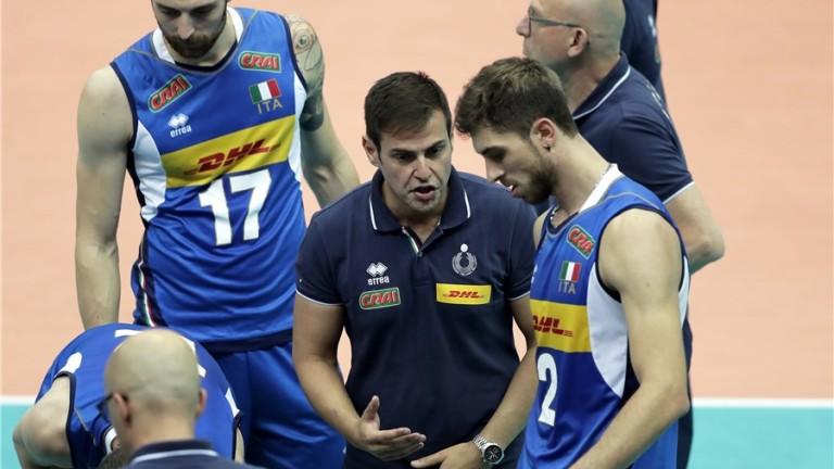Италианската волейболна федерация (FIPAV) стана първата, която ще подпомагне своите