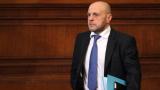 100% Борисов няма да е кандидат-президентът на ГЕРБ, уверява Дончев