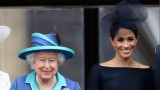 Защо рожденият ден на Меган Маркъл е специален за кралицата