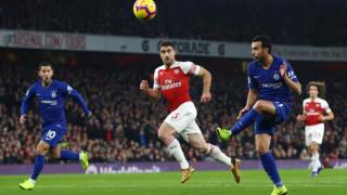 Арсенал и Челси никога преди не са спорили във финал за европейски трофей