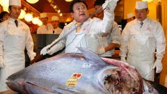 Платиха $1,7 млн. за риба тон в Япония