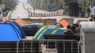 Полицията е затруднена да ползва физическа сила, има много жени на протестите в София