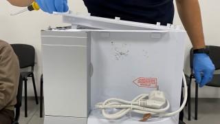Над 3 кг марихуана откриха в пратка с диспенсър за вода