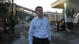 Драгомир Стойнев се зае с безопасността на мините