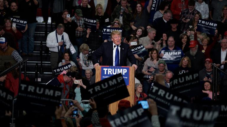 """Тръмп и Клинтън – победителите след """"Супервторник""""-а"""