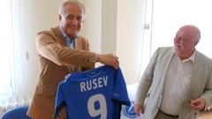 """Тръст """"Синя България"""": Пълна подкрепа за Спас Русев!"""