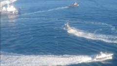 Местят арестуваните украински моряци от Крим