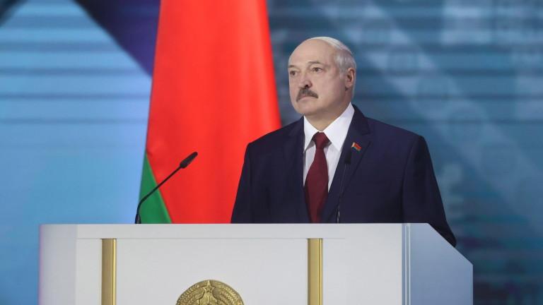 Президентът на Беларус Александър Лукашенко описа участниците в демонстрациите, които