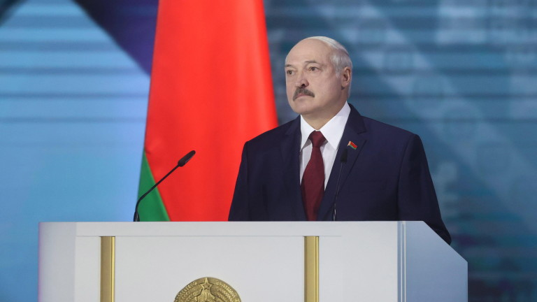 "Лукашенко нарече протестиращите ""овце"", контролирани от чужбина"