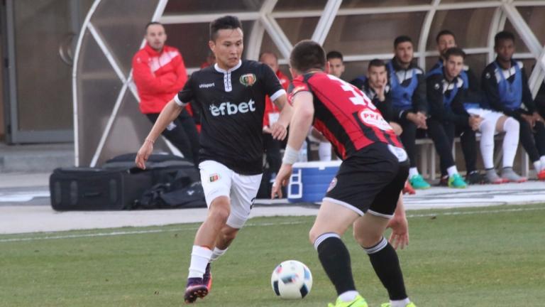 Парвиз Умарбаев е най-скъпият футболист в националния отбор на Таджикистан