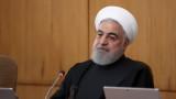 Иран обогатява повече уран от преди сделката от 2015 г., предупреди Рохани
