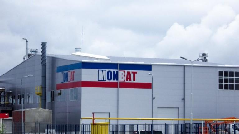 """""""Монбат"""" загуби 30 милиона лева от пазарната си оценка"""
