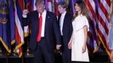 53% от белите жени гласували за Доналд Тръмп