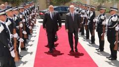 Борисов много иска мир в Близкия Изток