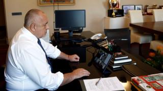 Борисов събира и мозъчен тръст от лекари срещу COVID-19