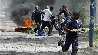 Боевете в Киншаса продължават, въпреки призива на ЕС за диалог