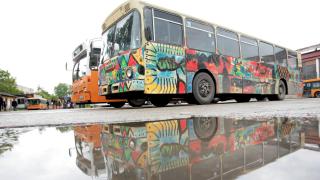 Нови 110 автобуса с Wi-Fi и климатик тръгват в София от септември