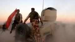 """Коалицията удари джамия на """"Ислямска държава"""" в Сирия"""