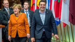 Ципрас и Меркел обсъдиха провокациите на Турция и спора за името с БЮРМ